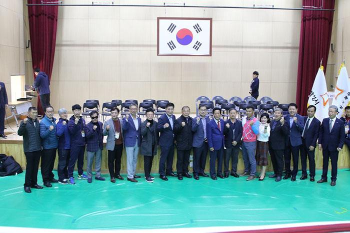 제6회 화성시장배 생활체육 복싱대회